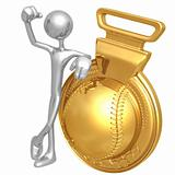 Gold Medal Baseball Winner