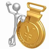 Gold Medal Yen Winner