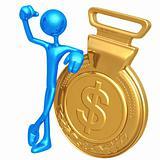 Gold Medal Dollar Winner