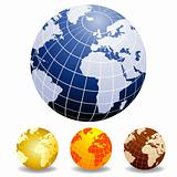 Globes of the World