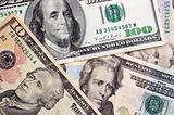 Dollar backround