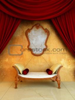 Interior - Style Classic sitting room