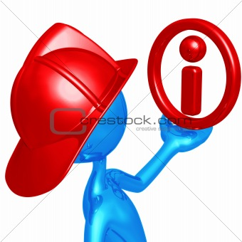 Fireman With Info