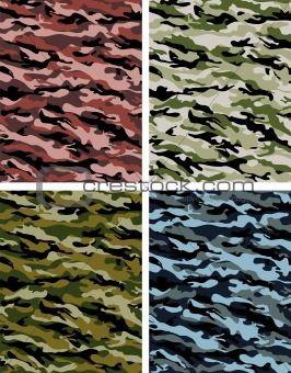 Camouflage Series