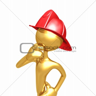 Fireman Thinking