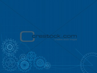 Image 1550002 mechanical blueprint background from crestock stock mechanical blueprint background malvernweather Image collections