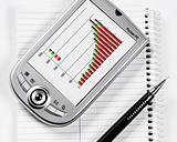 PDA, statistics