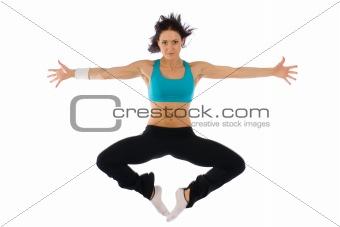 Powerfull jump
