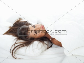Beauty in Bed