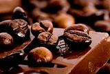 Chocolate-Coffee background