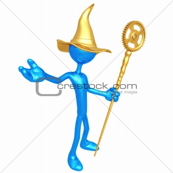 Settings Gear Wizard