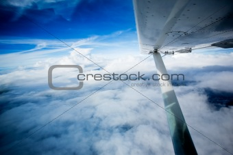 Small Aircraft Wing