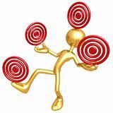 Balancing Targets