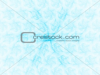 Abstract background. Light blue palette.