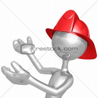 Fireman Presenter