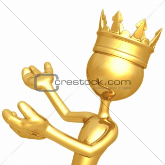King Presenter