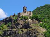 Gothic castle Strekov