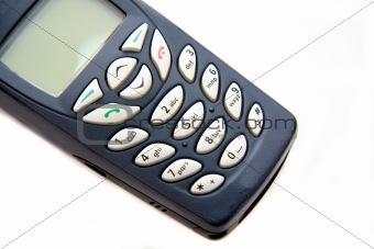 cell phone key pad
