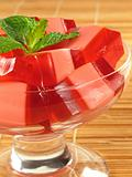 Pink &amp; Red Gelatin