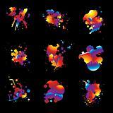 rainbow splat nine