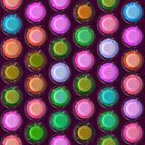 colored spots pattern