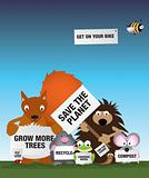 Save the environment uk wildlife