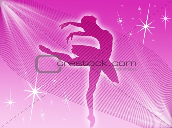 Classical dancer expression