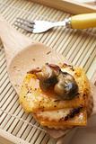 Mussel starter