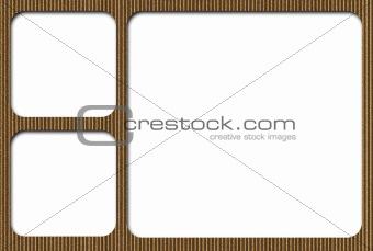 Cardboard Photoalbum