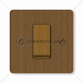Cardboard Switch