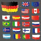 paint flags
