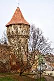 Defense tower