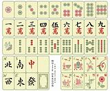 Custom-designed Mahjong tiles