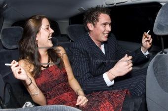 Backseat fun