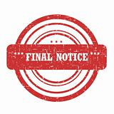 Final Notice Stam