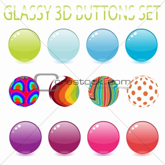 Candy Spheres
