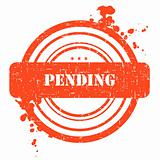 Pending Stamp