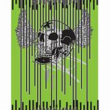 Skull Tshirt Banner