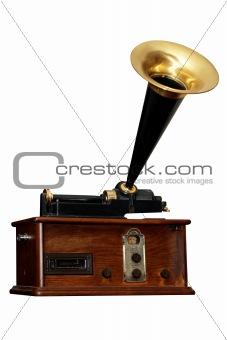 Old radio angle