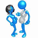 Pregnancy Sympathy Suit