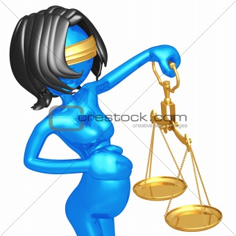 Pregnant Lady Justice
