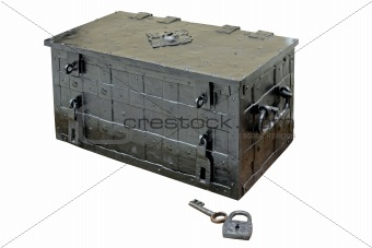 Casket and lock