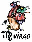 Virgo illustration