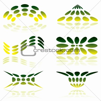 green mesh logo