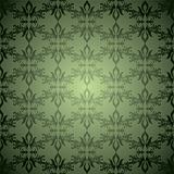 green wallpaper stagger