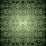 green wallpaper stagger