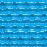 plastic waves pattern
