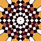 squares mandala