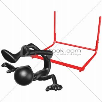 Failed Hurdle Run