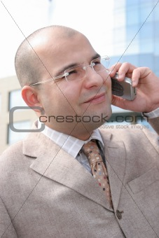 calling by mobile phone